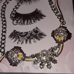 Juicy Couture Silver Statememt Necklace